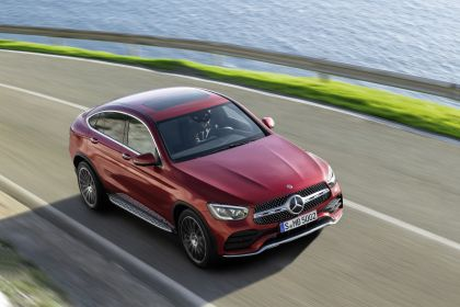 2020 Mercedes-Benz GLC 300 4Matic coupé 1