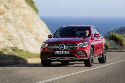 2020 Mercedes-Benz GLC 300 4Matic coupé 6