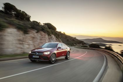 2020 Mercedes-Benz GLC 300 4Matic coupé 11