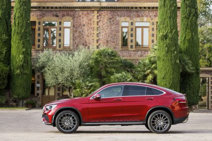 2020 Mercedes-Benz GLC 300 4Matic coupé 14