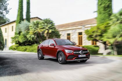 2020 Mercedes-Benz GLC 300 4Matic coupé 17