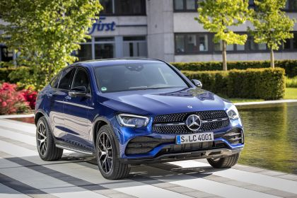 2020 Mercedes-Benz GLC 300 4Matic coupé 36
