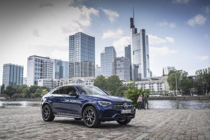2020 Mercedes-Benz GLC 300 4Matic coupé 37