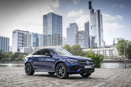 2020 Mercedes-Benz GLC 300 4Matic coupé 38