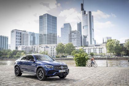 2020 Mercedes-Benz GLC 300 4Matic coupé 39