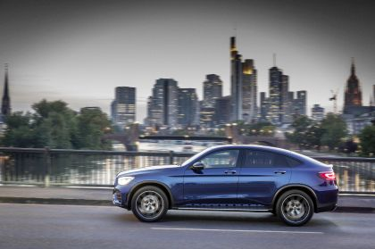 2020 Mercedes-Benz GLC 300 4Matic coupé 45