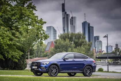 2020 Mercedes-Benz GLC 300 4Matic coupé 47