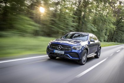 2020 Mercedes-Benz GLC 300 4Matic coupé 59