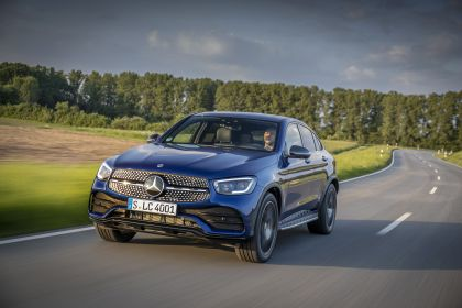 2020 Mercedes-Benz GLC 300 4Matic coupé 60