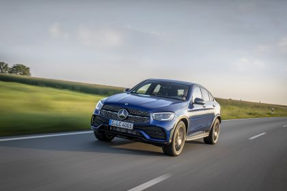 2020 Mercedes-Benz GLC 300 4Matic coupé 61