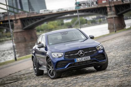 2020 Mercedes-Benz GLC 300 4Matic coupé 65