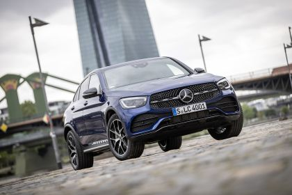 2020 Mercedes-Benz GLC 300 4Matic coupé 67