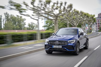 2020 Mercedes-Benz GLC 300 4Matic coupé 69
