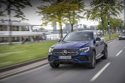 2020 Mercedes-Benz GLC 300 4Matic coupé 70