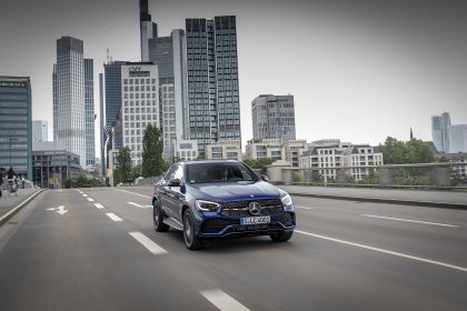 2020 Mercedes-Benz GLC 300 4Matic coupé 72