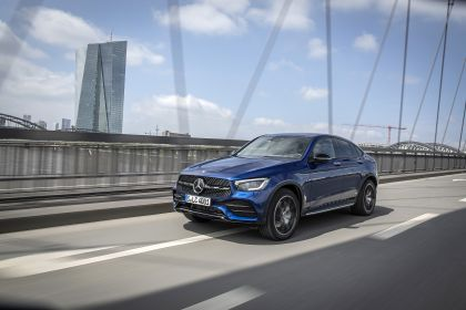 2020 Mercedes-Benz GLC 300 4Matic coupé 78