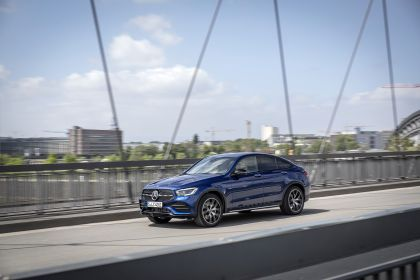 2020 Mercedes-Benz GLC 300 4Matic coupé 79
