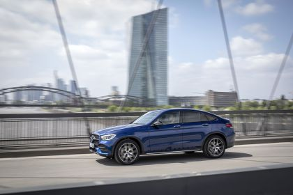 2020 Mercedes-Benz GLC 300 4Matic coupé 80