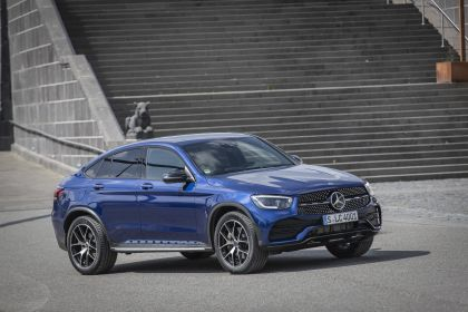 2020 Mercedes-Benz GLC 300 4Matic coupé 85