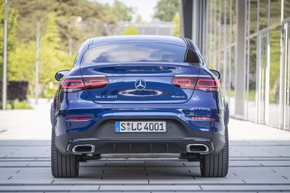 2020 Mercedes-Benz GLC 300 4Matic coupé 89