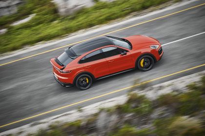 2019 Porsche Cayenne coupé 8