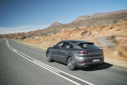 2019 Porsche Cayenne Turbo coupé 4