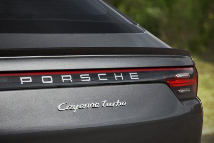 2019 Porsche Cayenne Turbo coupé 11