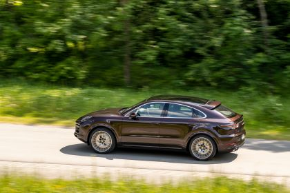 2019 Porsche Cayenne Turbo coupé 94