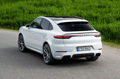 2019 Porsche Cayenne Turbo coupé 126