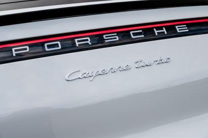 2019 Porsche Cayenne Turbo coupé 132
