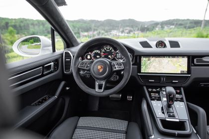 2019 Porsche Cayenne Turbo coupé 136