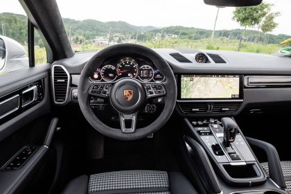 2019 Porsche Cayenne Turbo coupé 138