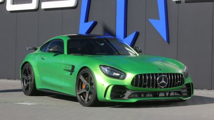 2019 Posaidon RS 830+ ( based on Mercedes-AMG GT R ) 6