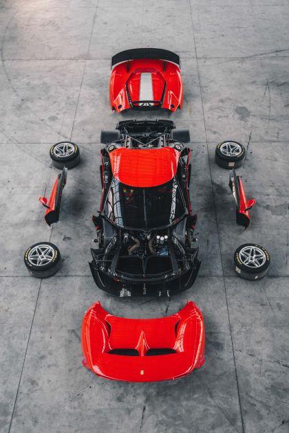 2019 Ferrari P80/C 11