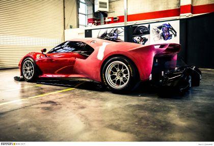 2019 Ferrari P80/C 18