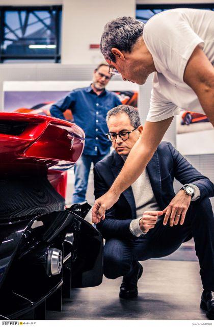 2019 Ferrari P80/C 19
