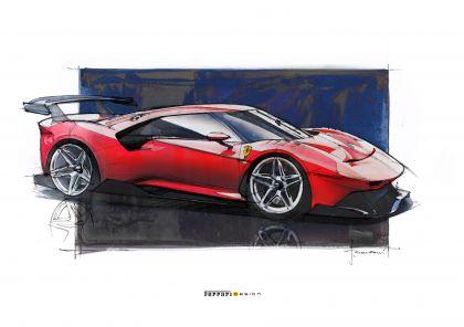 2019 Ferrari P80/C 21