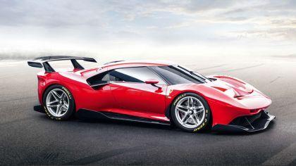 2019 Ferrari P80/C