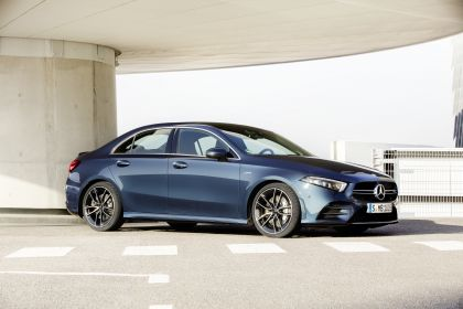 2020 Mercedes-AMG A 35 4Matic saloon 7