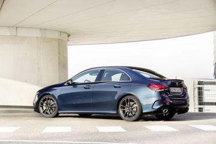 2020 Mercedes-AMG A 35 4Matic saloon 9