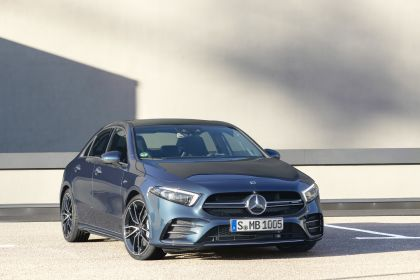 2020 Mercedes-AMG A 35 4Matic saloon 13