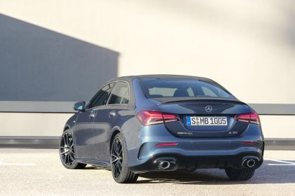 2020 Mercedes-AMG A 35 4Matic saloon 14