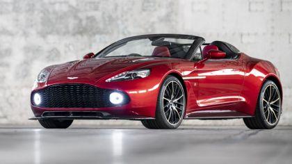 2017 Aston Martin Vanquish Zagato Speedster 6