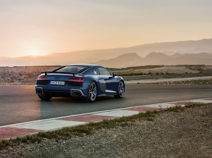2019 Audi R8 V10 quattro performance coupé 12