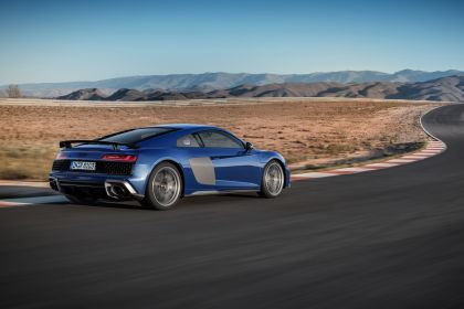 2019 Audi R8 V10 quattro performance coupé 16