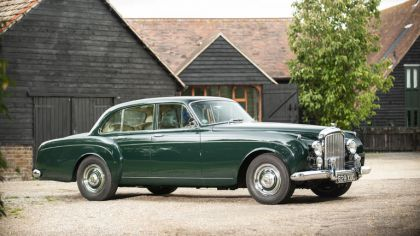 1959 Bentley S2 Continental Flying Spur 9