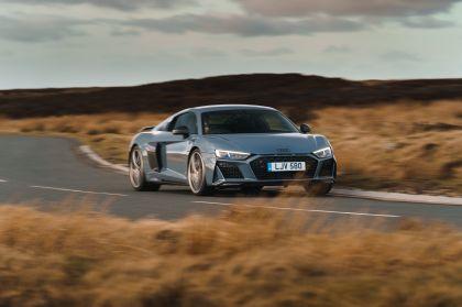 2019 Audi R8 V10 quattro performance coupé - UK version 1