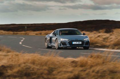 2019 Audi R8 V10 quattro performance coupé - UK version 2
