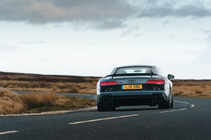 2019 Audi R8 V10 quattro performance coupé - UK version 9
