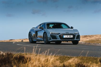 2019 Audi R8 V10 quattro performance coupé - UK version 30